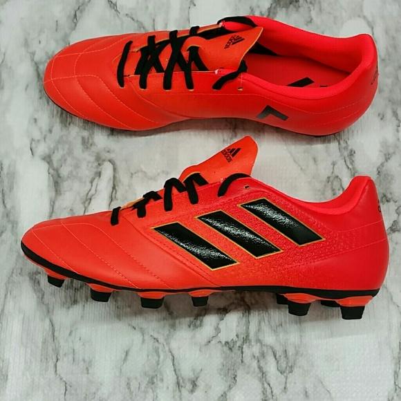 f5fd870e65fb Adidas Ace 17.4 FxG S77094 Soccer Cleats Shoes